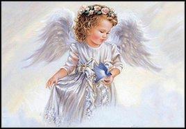 Wiersze Anioł