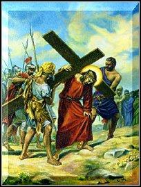 droga krzyżowa stacje rozważania