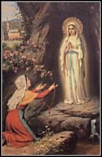 Modlitwa św. Bernadetty Soubirous